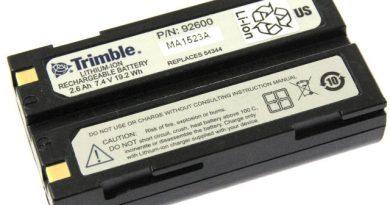 [P/N: 92600]Trimble 5800シリーズ他 バッテリーセル交換