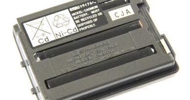 [MODEL CNB620]STANDARD(スタンダード) HX620、HX-620バッテリーセル交換