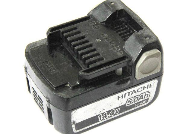 [BSL1450]日立工機電動工具 14.4V リチウムイオン バッテリーセル交換