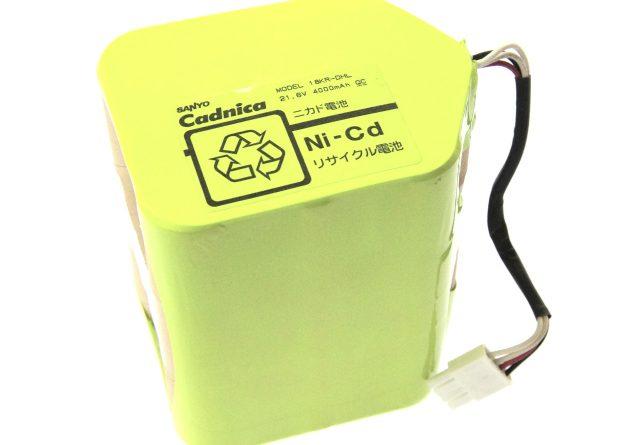 [MODEL 18KR-DHL]SANYO Cadnica ニカド電池 バッテリーセル交換