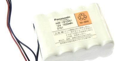[HHR-15F25G1]バッテリーセル交換
