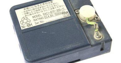 [RAC1-BTP-300-11]バッテリーセル交換