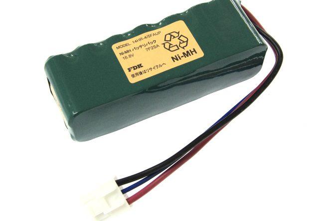 [14HR-4/5FAUP]バッテリーセル交換