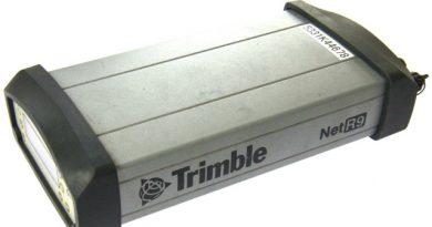 Trimble NetR9